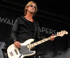 Duff McKagan continues to perform and cheer on his beloved Seattle Seahawks.