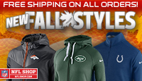 Free shipping on new fall styles