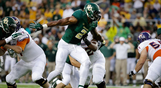 Scout projects Baylor's Shawn Oakman as first-rounder ...