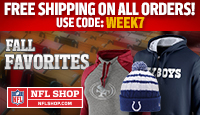 Get free shipping on fall favorites