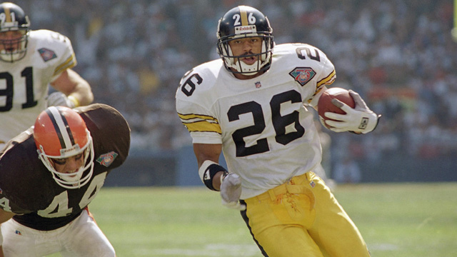 Rod Woodson, Pittsburgh Steelers, Hall of Fame, Steelers vs. Browns, 1994 Steelers, Rod Woodson Interception