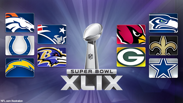 which teams we ll see playing in arizona come february in super bowl