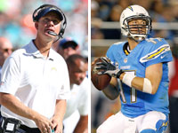 Philip Rivers Will Be Ready For Chargers Mccoy Says Nfl Com