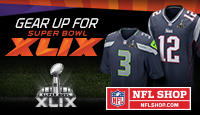 Gear up for Super Bowl XLIX
