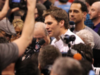 Tom Brady: Never imagined career in 'wildest dreams'