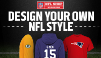 Design your own NFL style