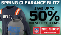 Spring clearance blitz
