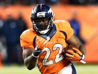 C.J. Anderson to enter OTAs as Broncos' starting RB