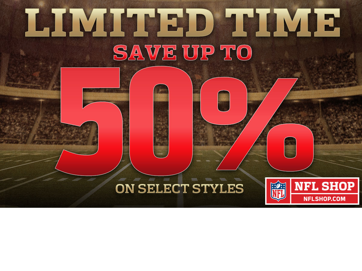 Save up to 50% online