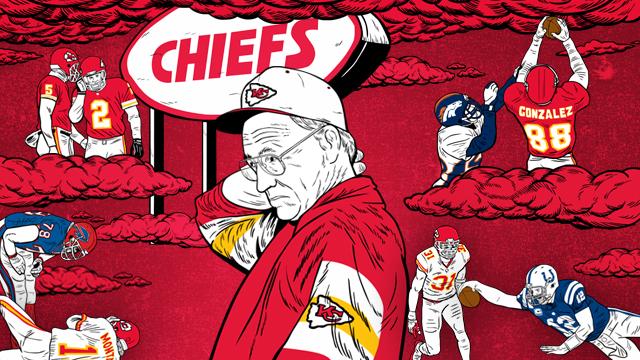 Nice Pain Rankings: No. 7, the Kansas City Chiefs  free shipping