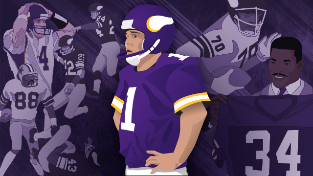 54fdd95609f07e The Minnesota Vikings are a franchise committed to family: They have pain  to share for all generations. For decades, they've bonded the people of the  Upper ...
