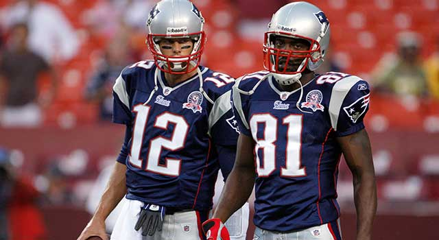 Image result for tom brady and randy moss
