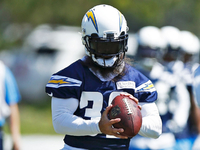 Eric Weddle Relishing Last Training Camp With Chargers