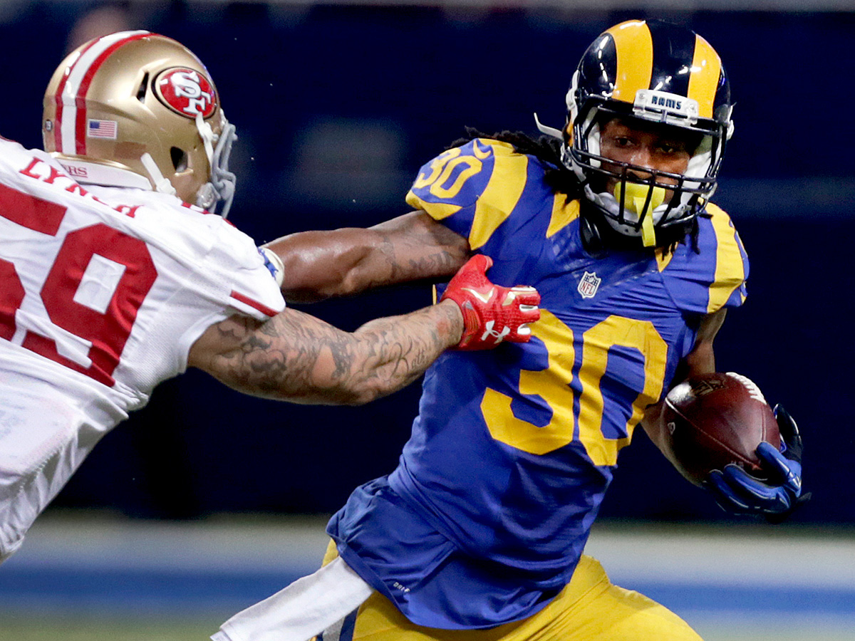 Image result for Rams 49ers