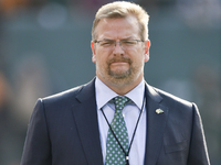 Revis touts Maccagnan as NFL Executive of the Year
