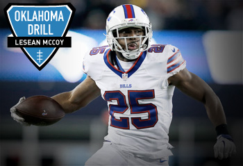 LeSean McCoy on being traded, the differences between Rex Ryan and Chip Kelly, and his top five running backs going into 2016.