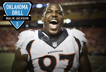 Malik Jackson, a soon-to-be free agent, discusses his Broncos future, Super Bowl 50 and the toughest QB to sack.