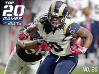 The Top 20 NFL Games of 2015