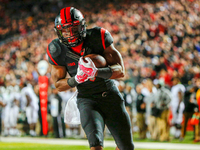 Leonte Carroo set up for quick transition to NFL game