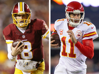 cousins, alex smith earn deserved respect on 'top 100'