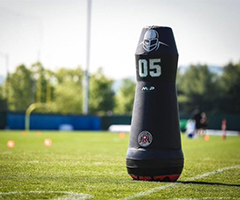 The Steelers are experimenting with robot tackling dummies this offseason.