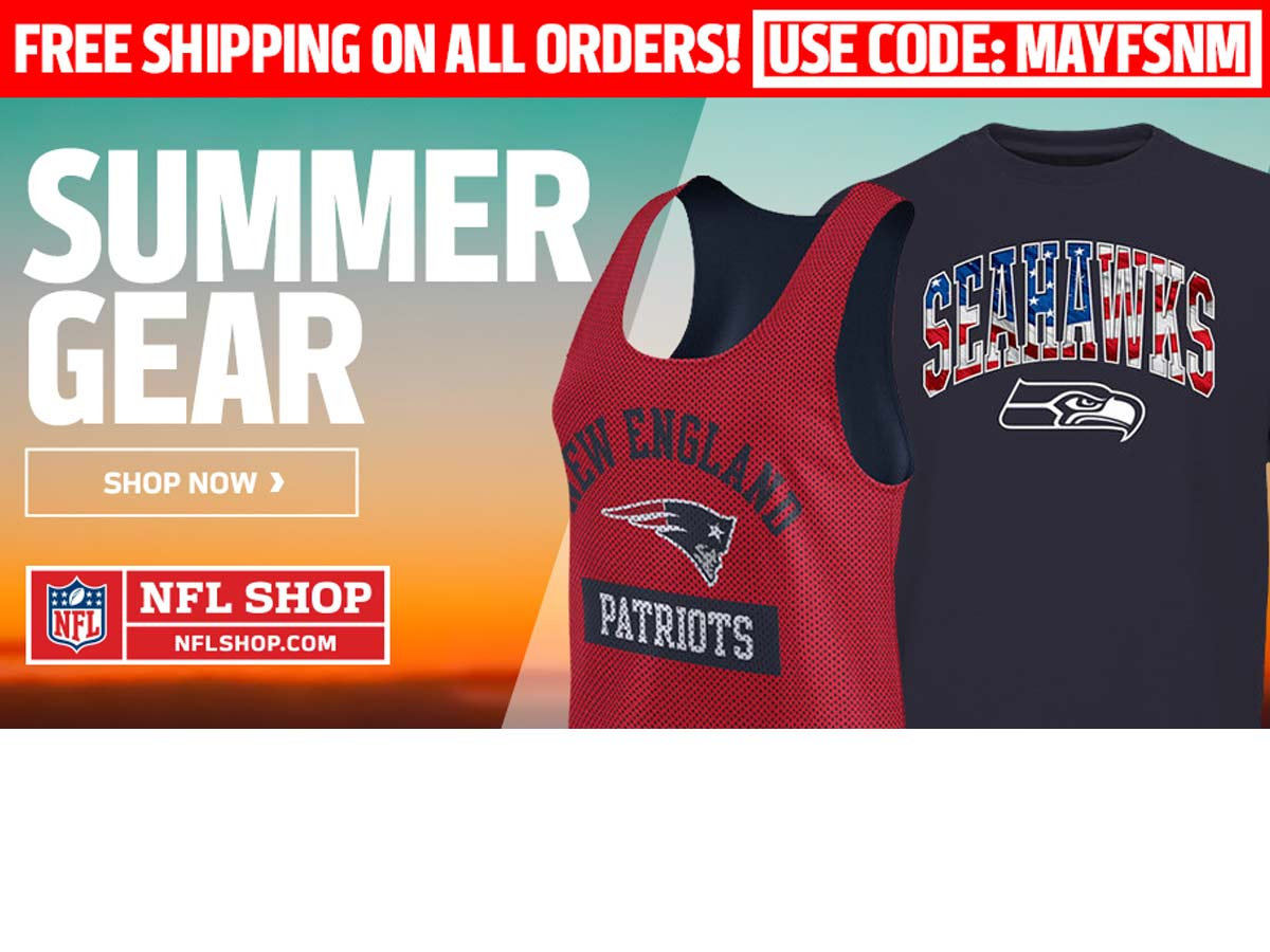 Summer Gear, Free Shipping