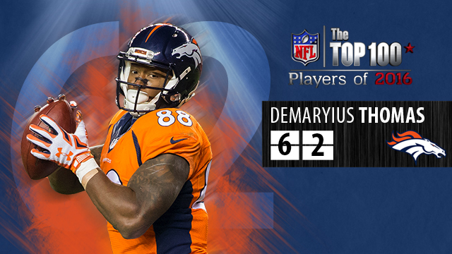 Drop for Demaryius