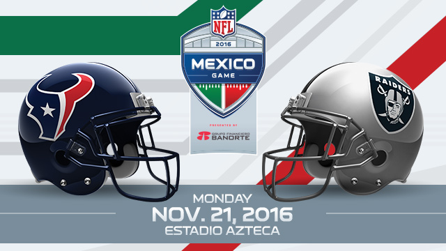 NFL sells out Mexico game