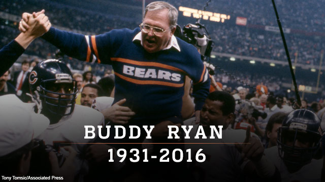 Remembering Buddy Ryan
