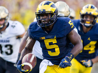 Michigan's Jabrill Peppers intends to enter 2017 NFL Draft