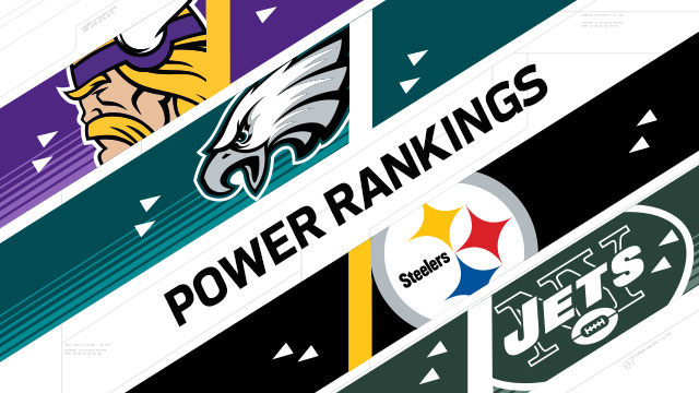 Week 4 power rankings