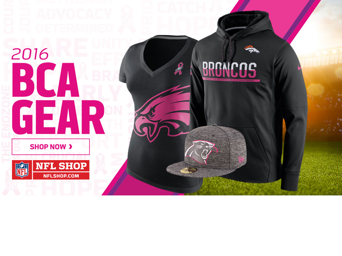 Breast Cancer Awareness Gear