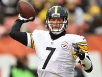 Steelers tied atop AFC North after win over Browns