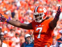 Mike Williams announces intention to enter 2017 NFL Draft