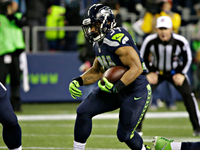 Seahawks can wreak havoc in playoffs after reviving run game