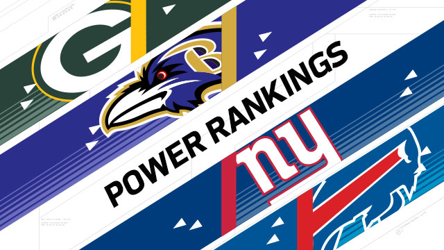 Rodgers, Ravens on the rise