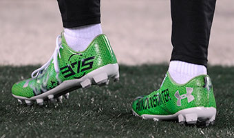 Cleats for a cause