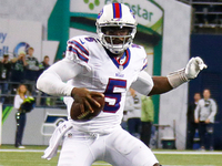 Bills: Evaluation on Tyrod Taylor will be after season