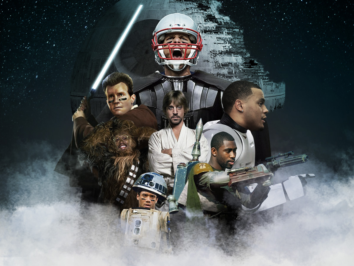 com official site of the national football league players as star wars characters