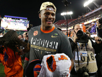 CFB title: Deshaun Watson alters narrative about his NFL future