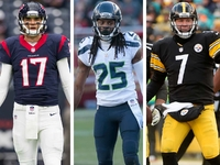 Divisional Round pressure: Guys with most to prove