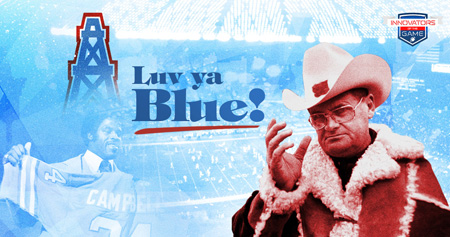The late-'70s Oilers didn't win a Lombardi Trophy, but they did create a hysteria never seen before -- or since. Chris Wesseling chronicles the story of Bum Phillips, Earl Campbell and Houston gone wild.