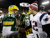 Image: Rodgers: Brady the GOAT