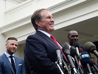 New England Patriots will visit White House on April 19