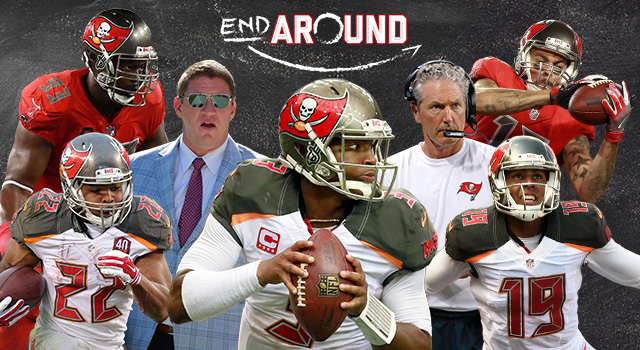 ... when the Tampa Bay Buccaneers announced they will be the focus of the  12th season of