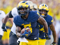 Michigan safety Jabrill Peppers tested positive for dilute sample ...