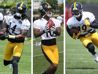 Sammie Coates: Receivers battle will be 'good fight'
