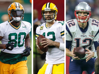 Martellus explains difference between Brady, Rodgers - NFL.com