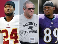 Ex-Panthers stars revel in Dave Gettleman's dismissal
