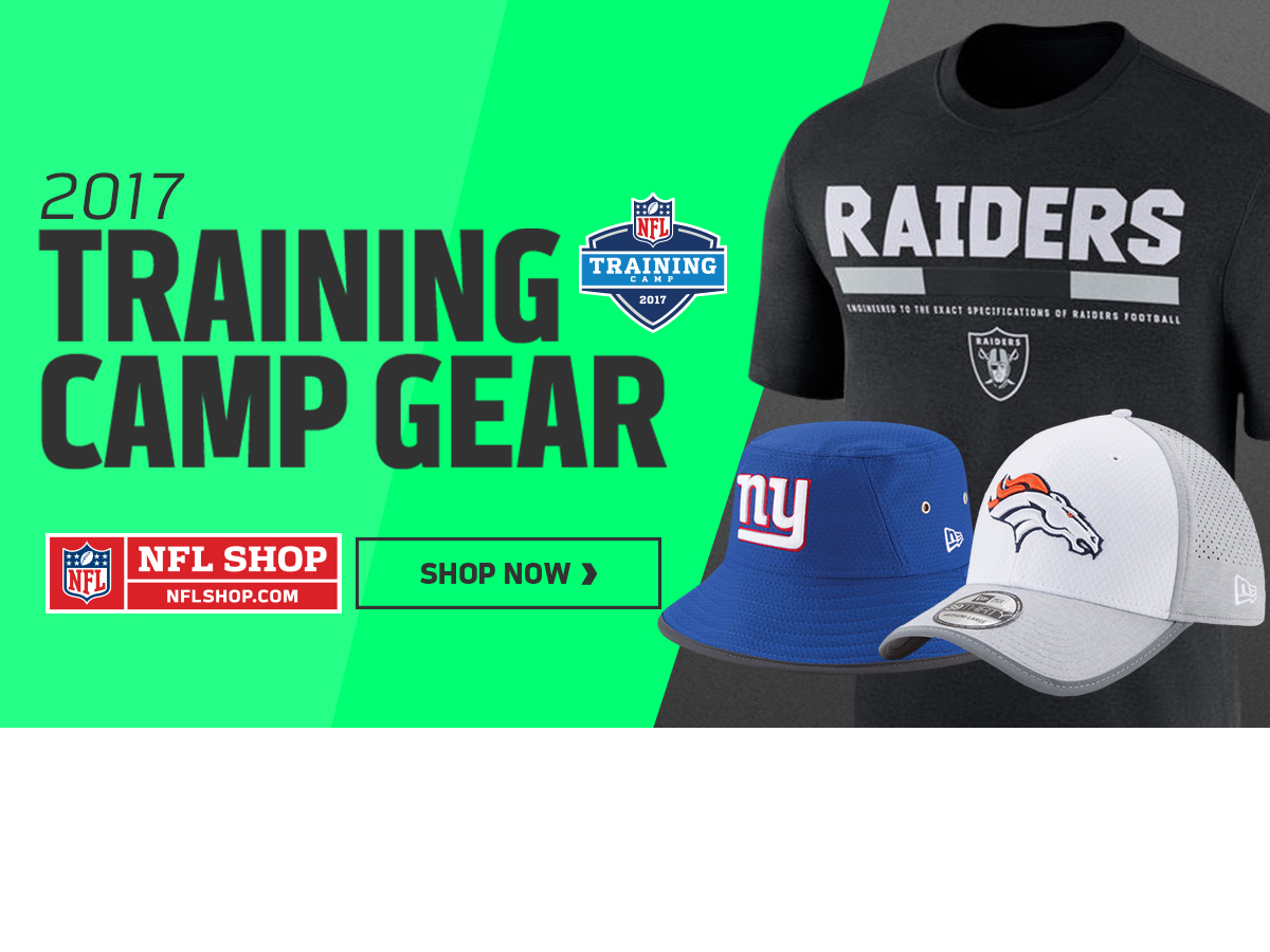 Training camp gear